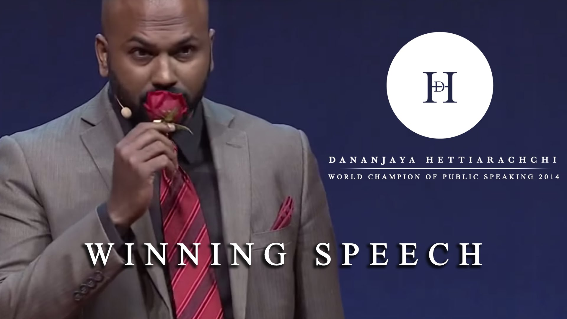 2014 world champion speaker dananjaya hettiarachchi