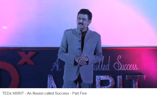 an illusion called success by ramesh aravind